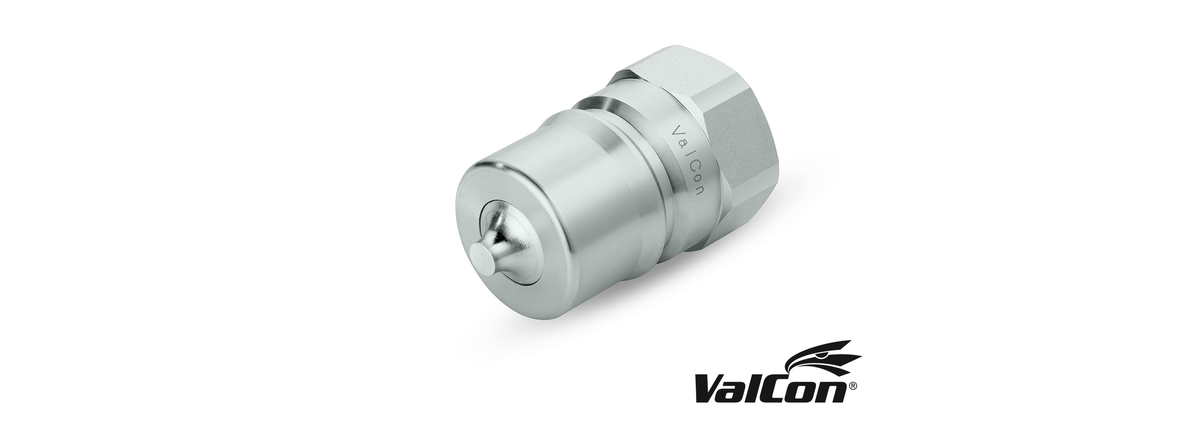 Valcon® VC-ISO-B Stecker